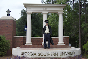 Chris' Graduation from GSU